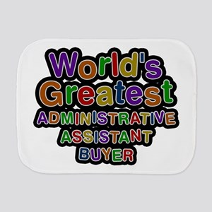World's Greatest ADMINISTRATIVE ASSISTANT BUYER Bu