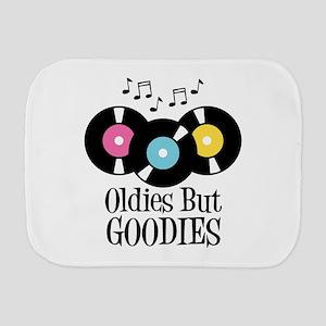 Oldies But Goodies Burp Cloth