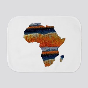 AFRICA Burp Cloth