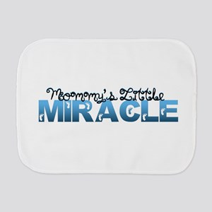 Mommys Little Miracle Burp Cloth