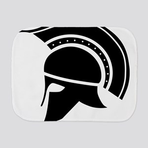 Greek Art - Helmet Burp Cloth