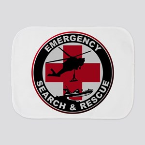 Emergency Rescue Burp Cloth