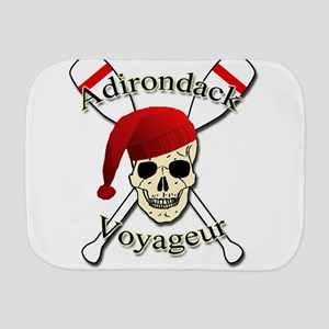 Adirondack Voyageur Burp Cloth