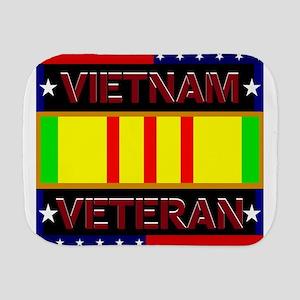 Vietnam Veteran Burp Cloth