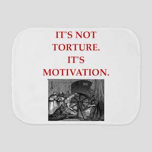 motivation Burp Cloth