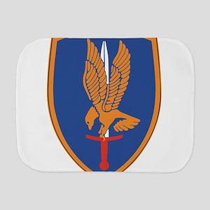1st Aviation Brigade Burp Cloth