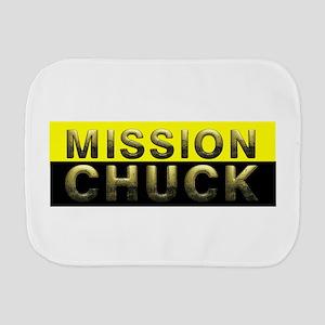 Chuck Burp Cloth