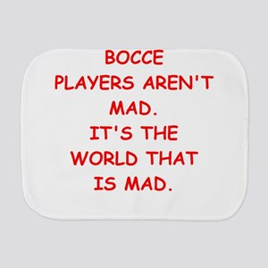 BOCCE Burp Cloth