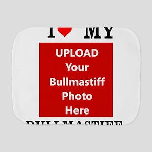 Bullmastiff-Love My Bullmastiff-Personalized Burp