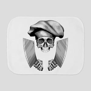 Chef skull: v1 Burp Cloth