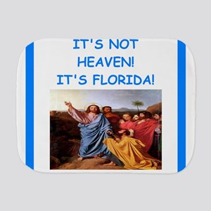 florida Burp Cloth