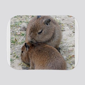 Capybara001 Burp Cloth