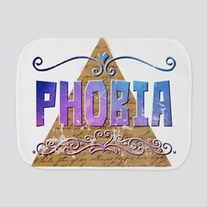 Phobia Burp Cloth