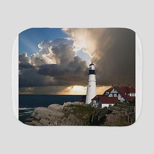 Lighthouse Lookout Burp Cloth