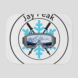 Jay Peak Resort - Jay - Vermont Burp Cloth