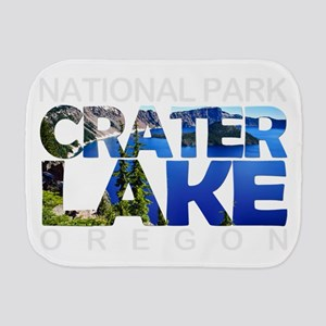 Crater Lake - Oregon Burp Cloth