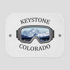 Keystone Resort - Keystone - Colorado Burp Cloth