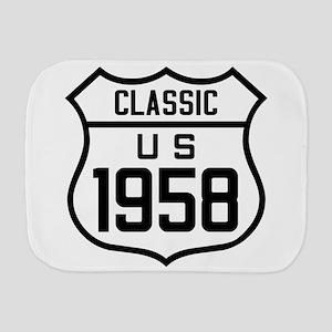 Classic US 1958 Burp Cloth