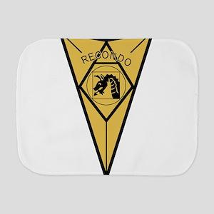 18th Airborne RECONDO Insignia Burp Cloth
