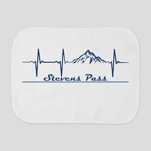 Stevens Pass Ski Area - Stevens Pass Burp Cloth