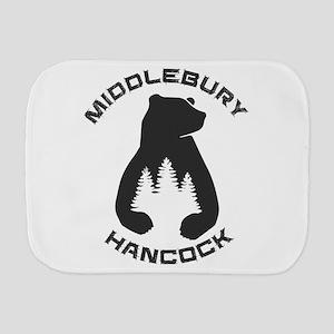 Middlebury College Snow Bowl - Hancoc Burp Cloth
