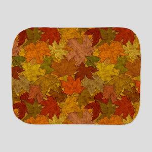 Fall Token Burp Cloth