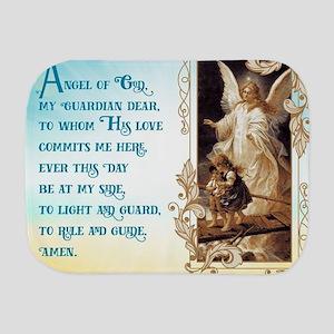 Angel of God (Day) Burp Cloth