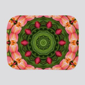 Tulips Burp Cloth