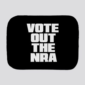VOTE OUT THE NRA Burp Cloth
