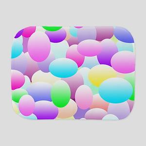 Bubble Eggs Light Burp Cloth