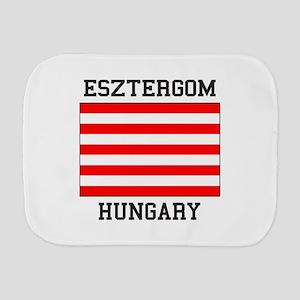 Esztergom Hungary Burp Cloth