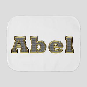 Abel Gold Diamond Bling Burp Cloth
