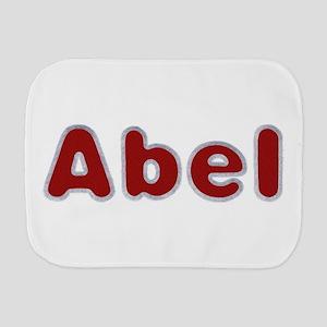 Abel Santa Fur Burp Cloth