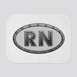 RN Metal Burp Cloth