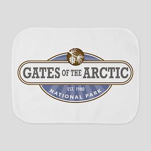Gates of the Arctic National Park Burp Cloth