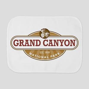 Grand Canyon National Park Burp Cloth