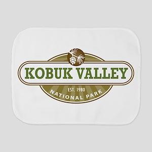 Kobuk Valley National Park Burp Cloth