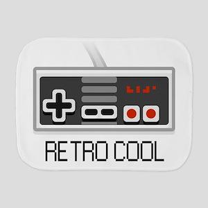 Retro Cool Man Burp Cloth