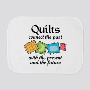 QUILTS CONNECT Burp Cloth