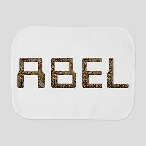 Abel Circuit Burp Cloth