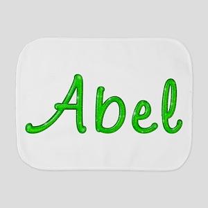 Abel Glitter Gel Burp Cloth