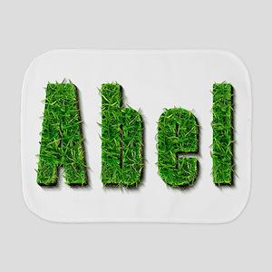 Abel Grass Burp Cloth