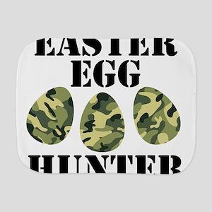 Easter Egg Hunter Burp Cloth