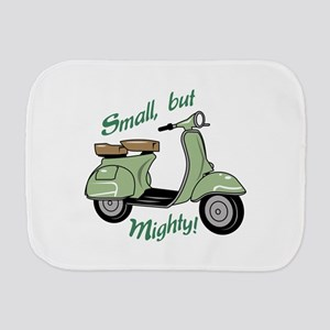 Small But Mighty Burp Cloth