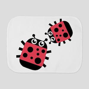 Bugs Burp Cloth