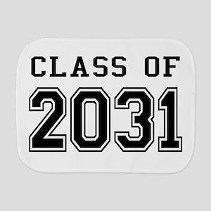 Class of 2031 Burp Cloth