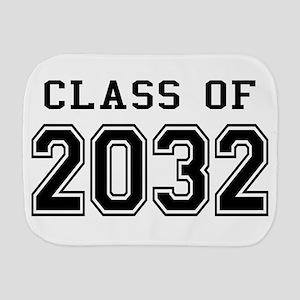 Class of 2032 Burp Cloth