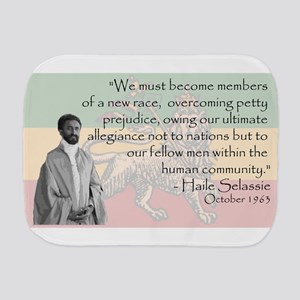Haile Selassie Burp Cloth