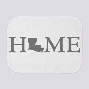 Louisiana Home Burp Cloth