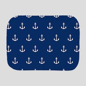 Nautical Elements Burp Cloth